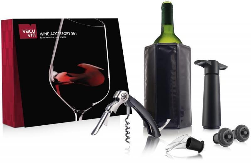 Set 6 accesorii vin