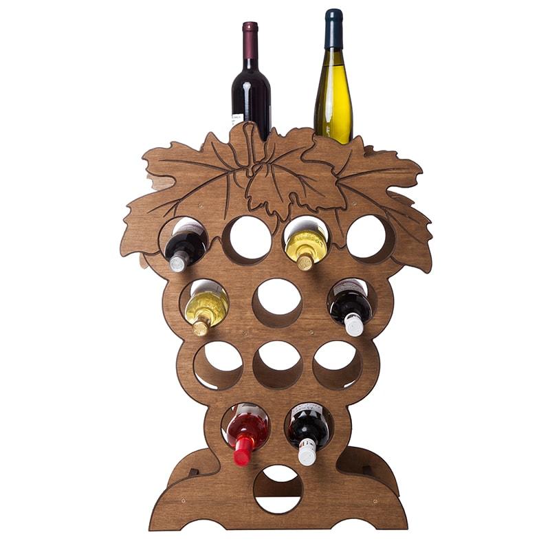 Raft Grappino maro 13 sticle vin
