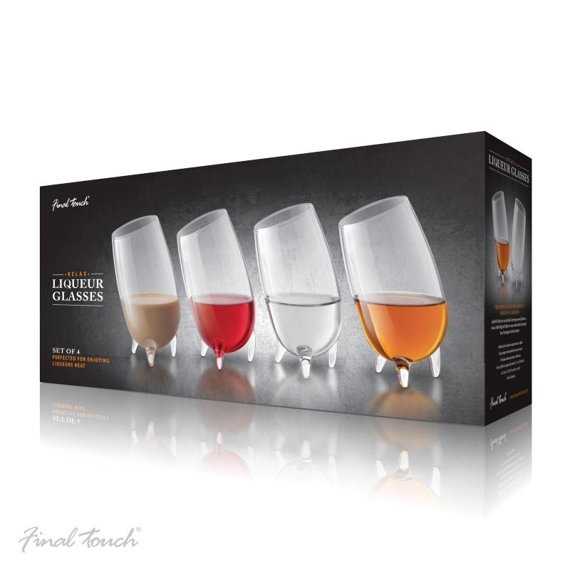 Set 4 pahare lichior GC 154