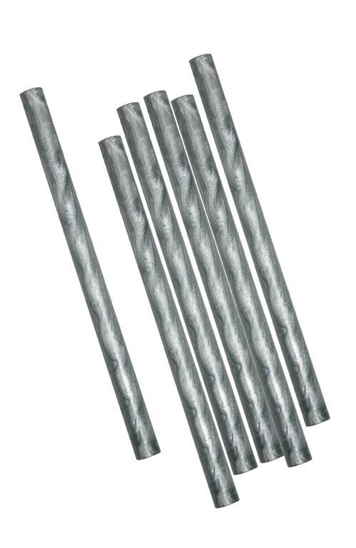 Baton ceara argintie pentru sigilii