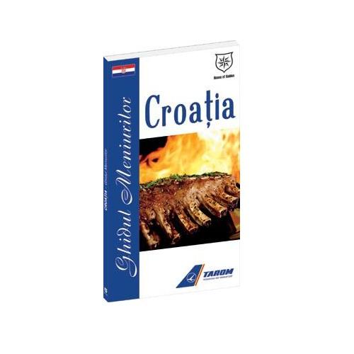 Ghidul meniurilor Croatia