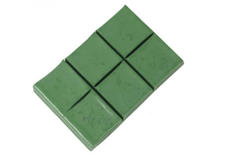 Ceara sintetica verde deschis (500gr)