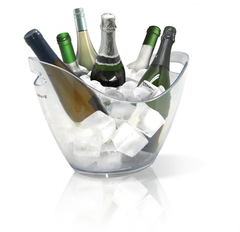 Frapiera transparenta 6 sticle vin