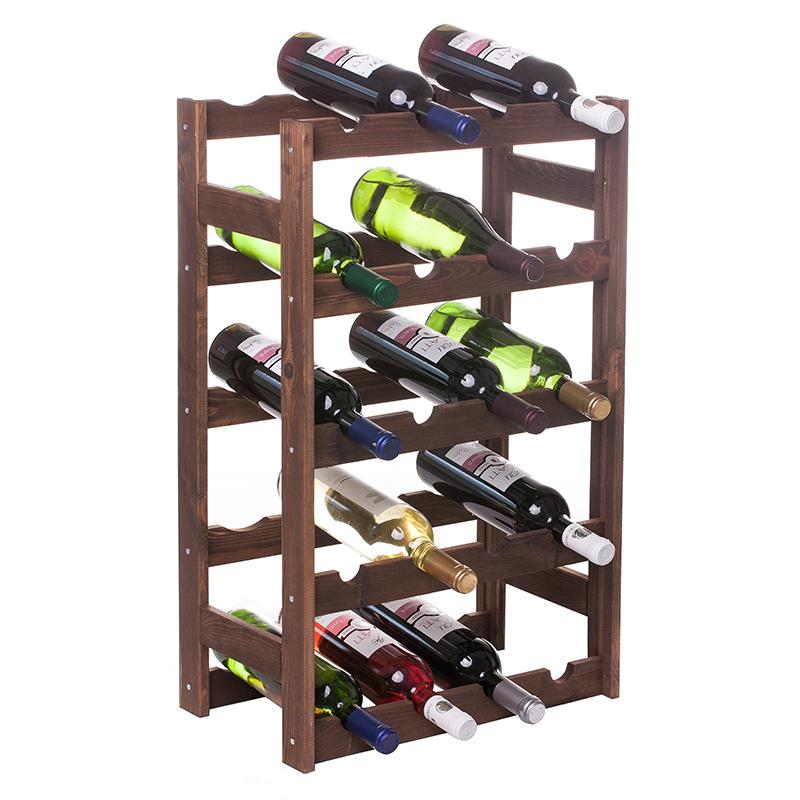 Raft VinStoc maro 20 sticle