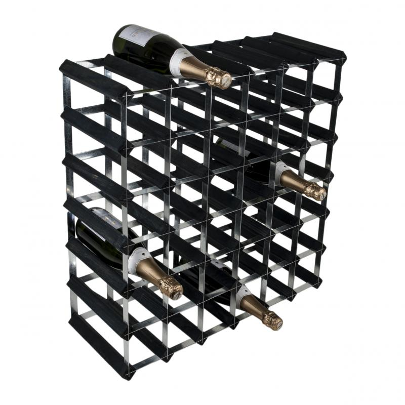 Raft negru 42 sticle