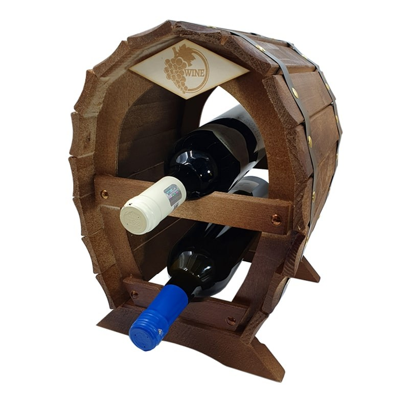 Raft Rustic maro 2 sticle vin