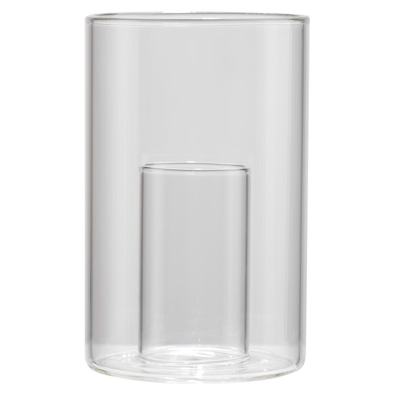 Pahar cilindric cu pahar interior