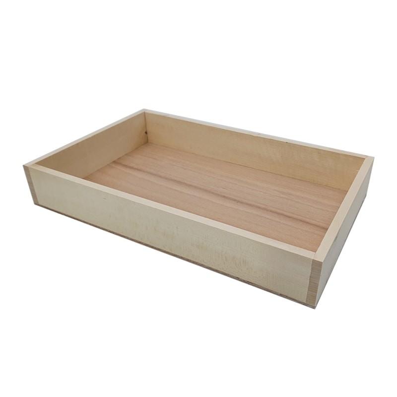 Tavita dreptunghiulara lemn