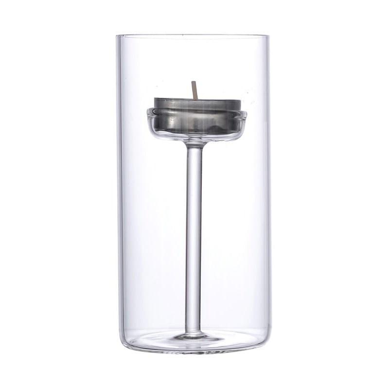 Suport cilindric mare lumanare pastila