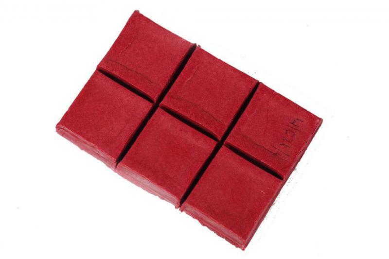 Ceara sintetica rosu inchis