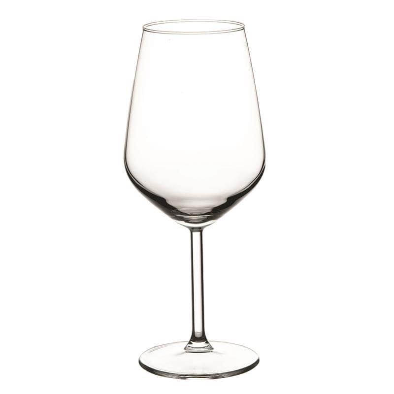 Set 6 pahare Allegra vin rosu