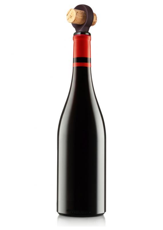 Set 2 dopuri sticla vin