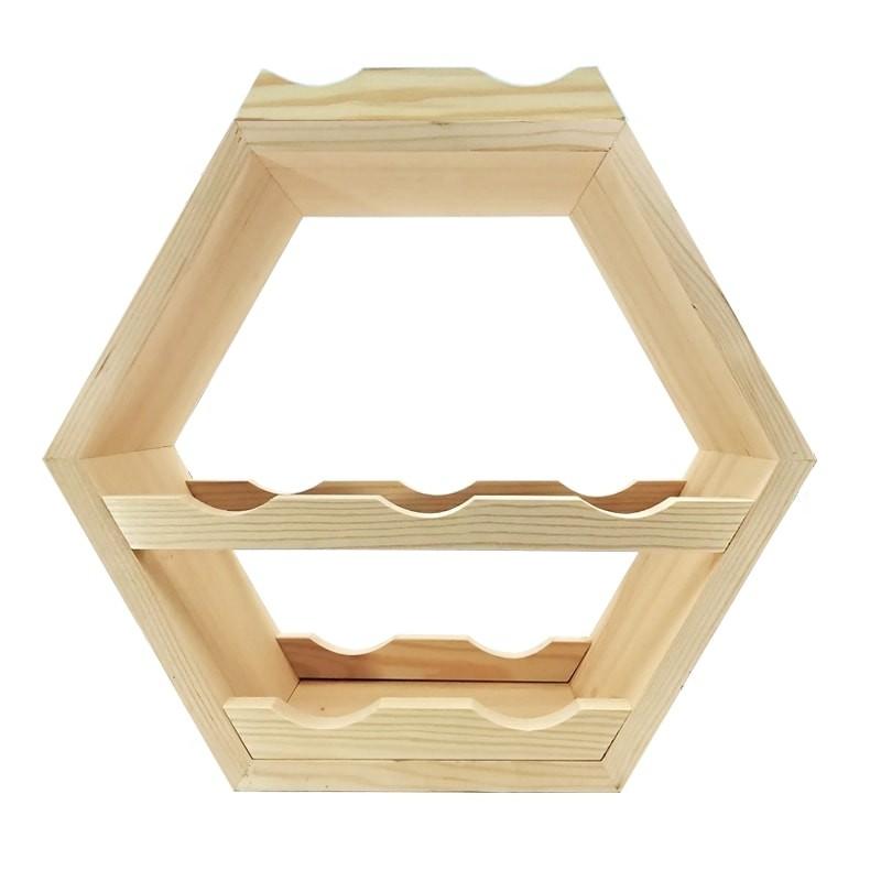 Raft hexagonal 7 sticle