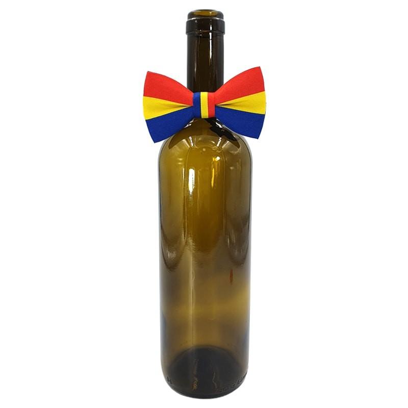 Papion decorativ cu tricolor