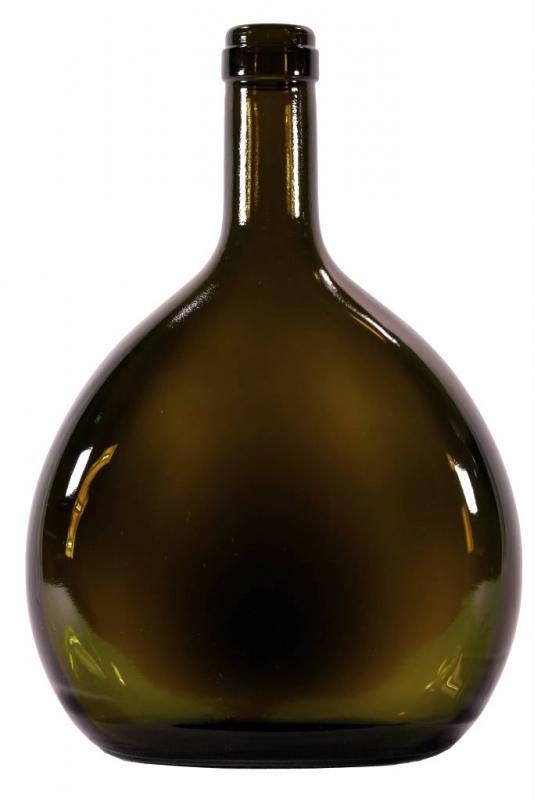 Sticla Bocksbeutel olive