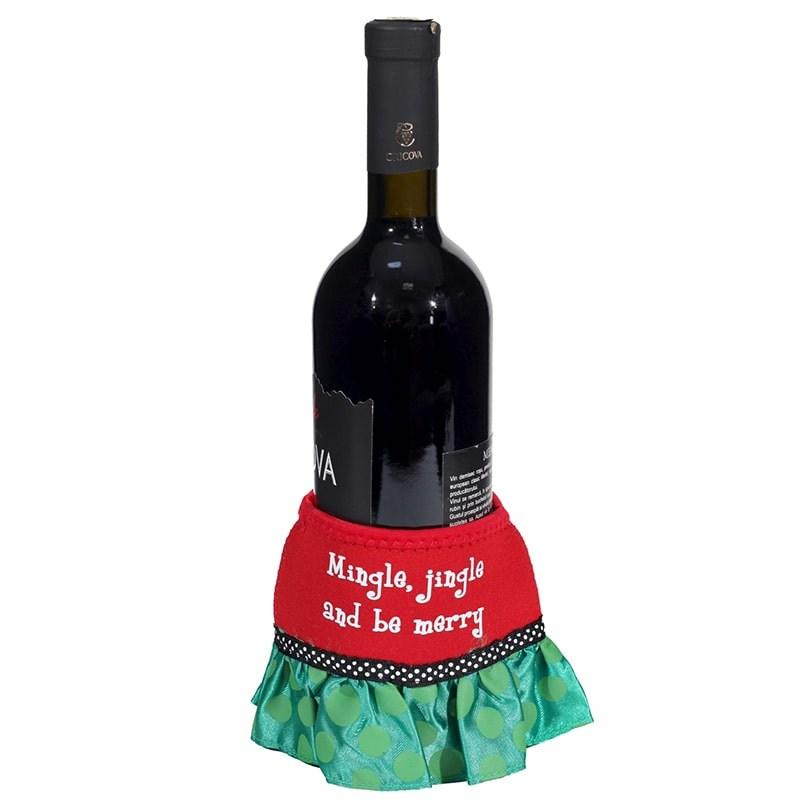Fustita sticla vin