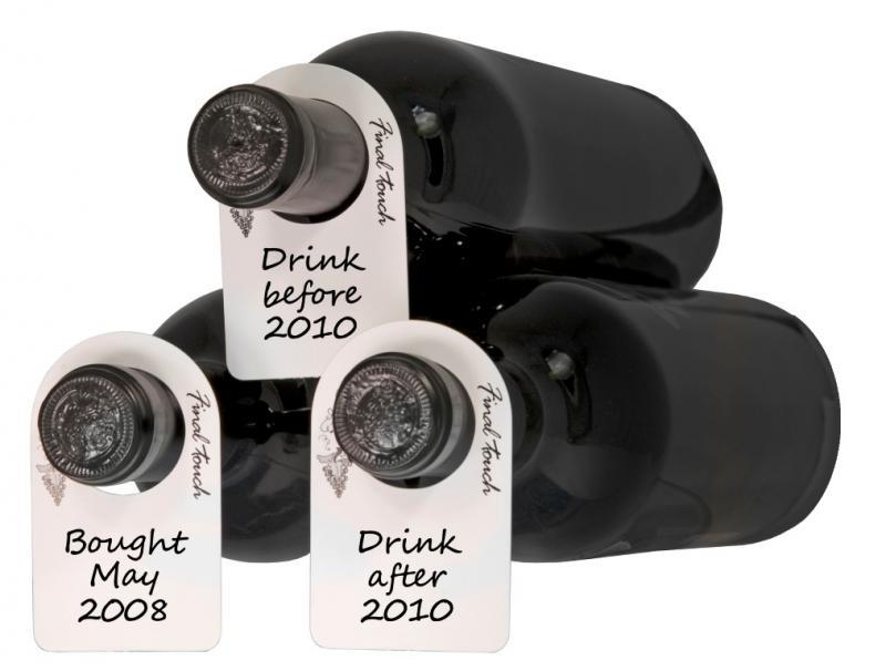 Etichete pentru sticle de vin FTA 7001