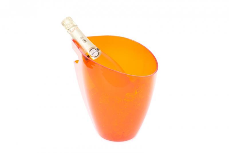 Frapiera portocalie din plastic