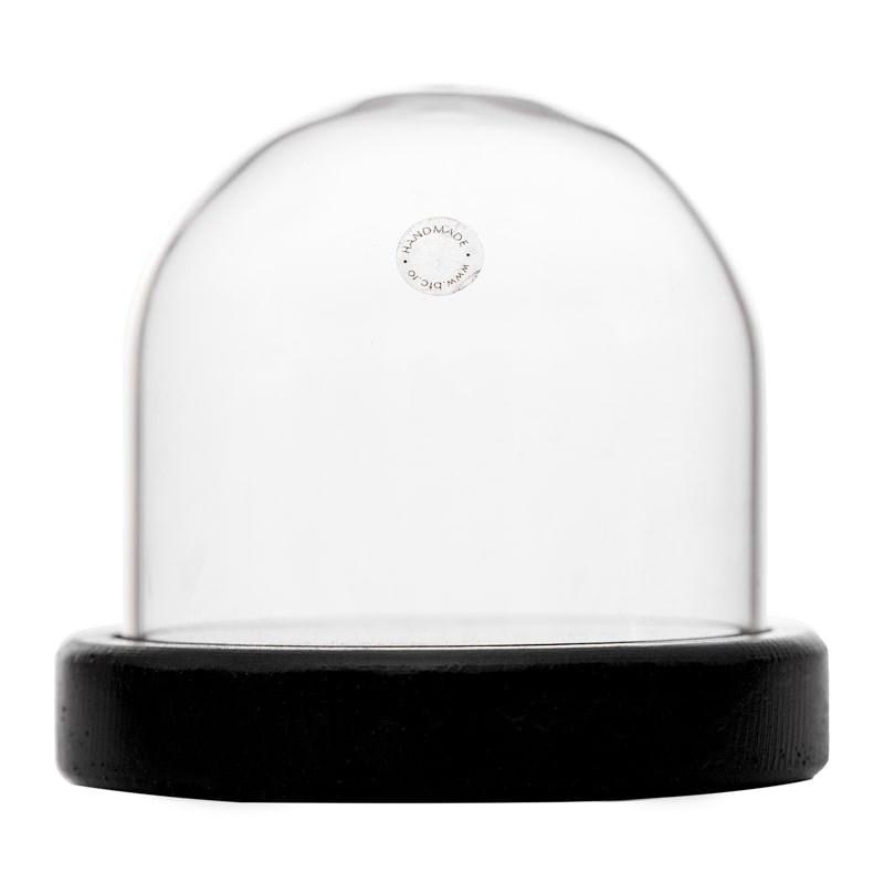 Cupola D 80mm H 80mm cu baza MDF