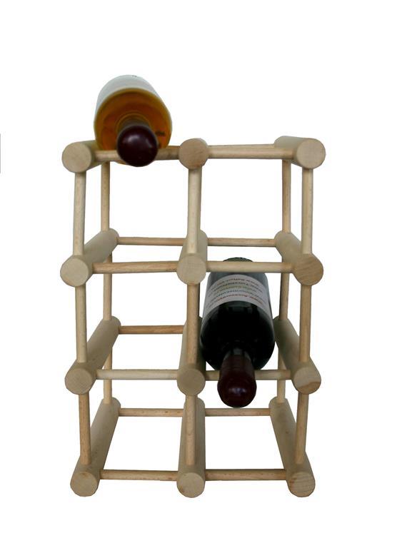 Raft 3X3 - 9 sticle