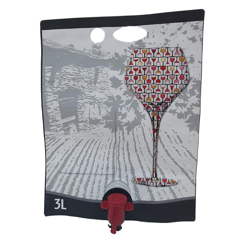 Bag in box Wine Pleasure