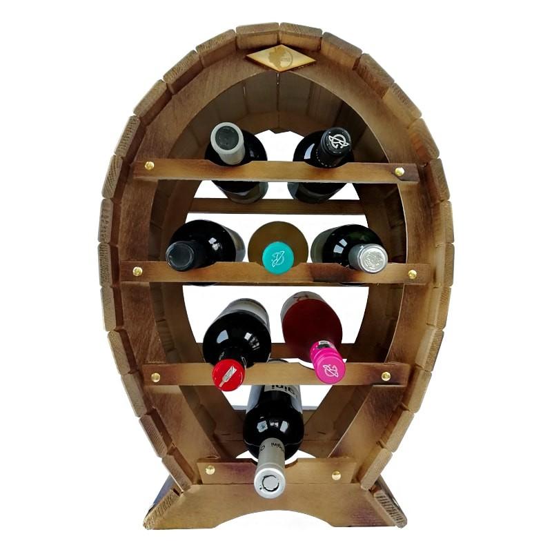 Raft Rustic maro 8 sticle vin