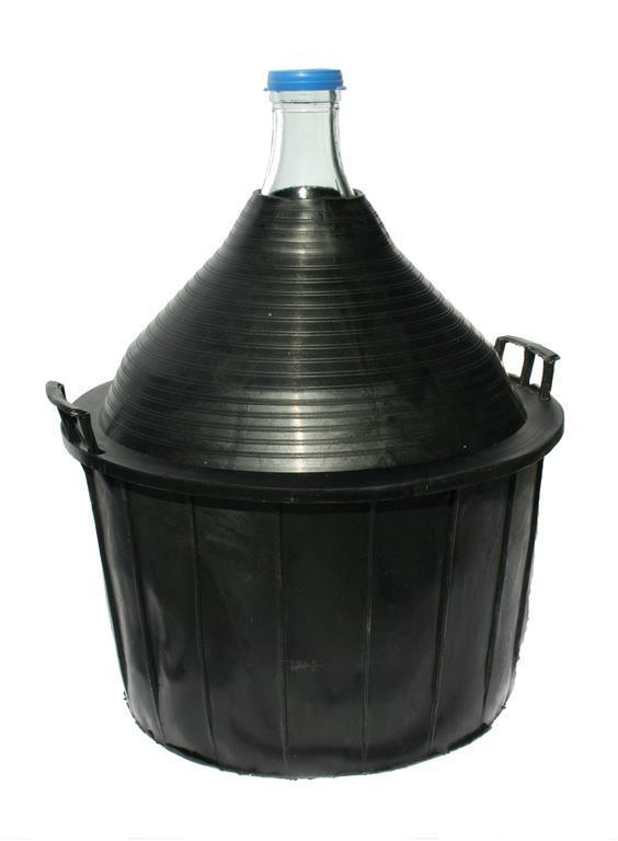 Damigeana 25 L + ambalaj curier