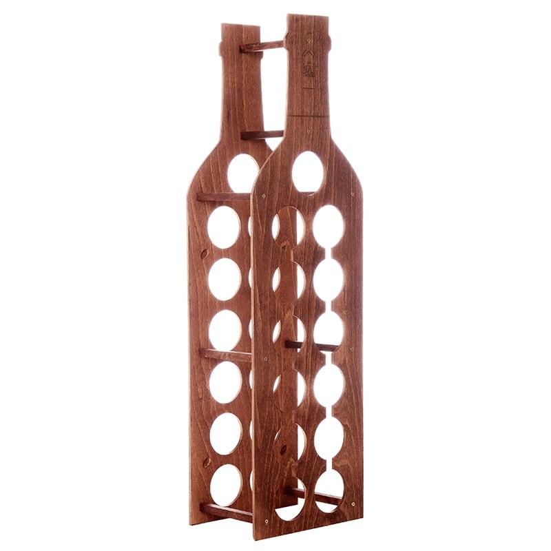 Raft Wine House maro vertical 13 sticle vin
