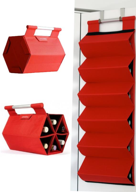 Suport rosu modular flexibil ZEbag