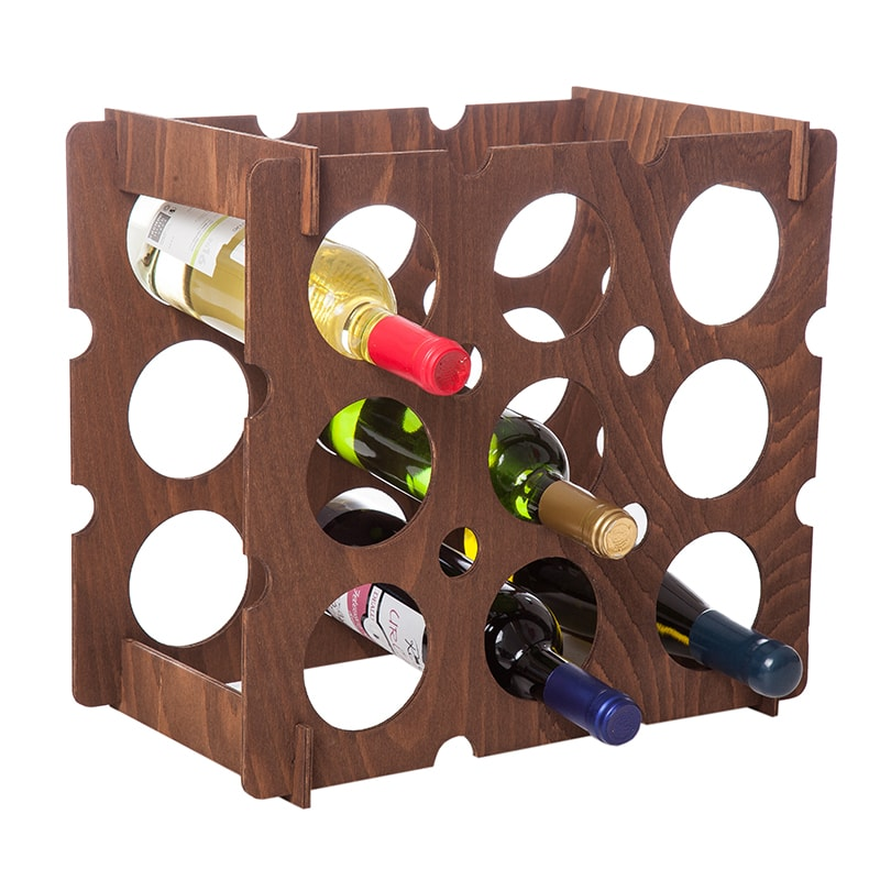 Raft Brick maro 9 sticle vin