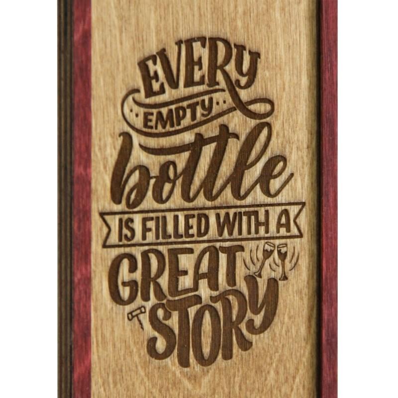 Tablou Every Empty Bottle