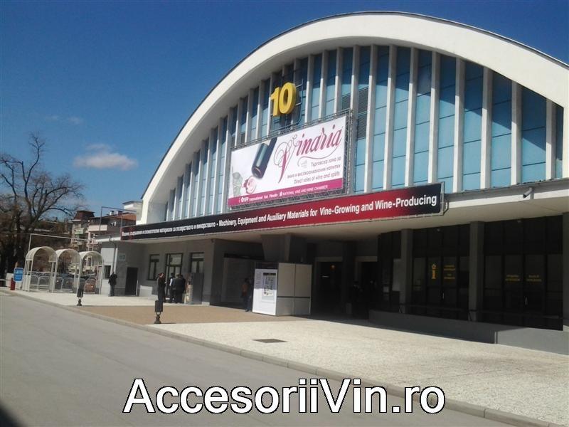Vinaria Bulgaria - martie 2013