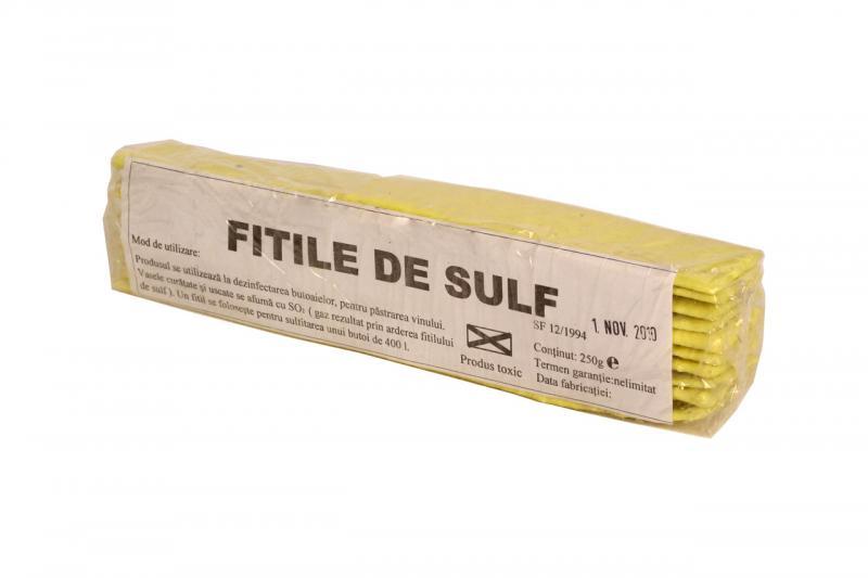 Fitile sulf